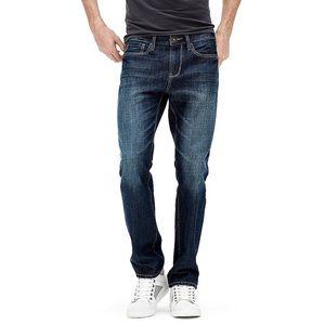 Guess Mens Jean 31/30 Straight Slim Del Mar Cotton